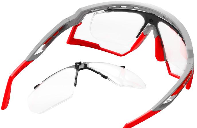 944faafd17 Sin duda, Rudy Project continúa apostando por gafas deportivas, cascos y  otros productos, para deportes como el ciclismo o el triatlón,  evolucionando en el ...