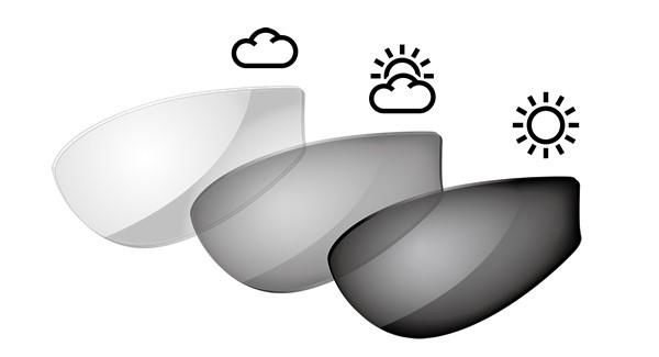 76b4bedf65 Generalmente las gafas fotocromáticas no se oscurecen dentro del coche  porque la luna filtra la radiación UV aunque ya existen lentes  fotocromáticas que sí ...