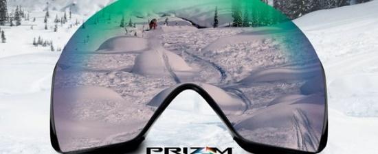 de742998a5b39 Las lentes para gafas de ventisca con tecnología Prizm de Oakley tienen un  objetivo concreto  ajustar los colores de nuestro entorno sin  distorsionarlos, ...